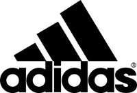 Adidas glasses logo