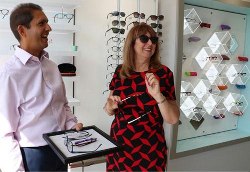 Sunglasses Opticians in Uxbridge